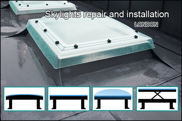 Skylight Intallation Repair In London Kent All